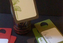 Wine Bottle and Other Gift Tags