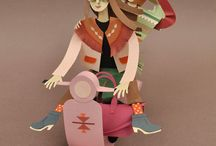 Chloé Fleury - Illustrations 3D