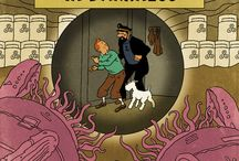 Tintin Lovecraft