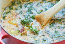 Soups / by Lori Brandes