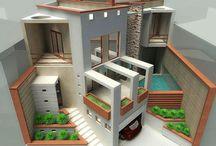 Arcitecture model