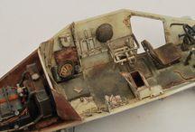 Modely panzerwafe