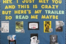 Library Displays & Ideas / by Allison Ryan