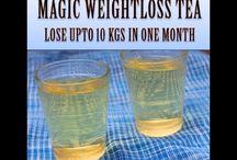 weight loss tea