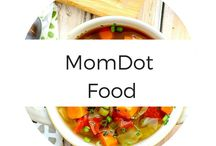 MomDot Food Recipes / MomDot food and recipes, get the best momdot recipes and tutorials on how to make your favorite foods tonight / by MomDot (Trisha)