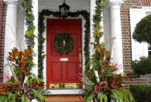 Christmas decor / by Michelle Mitchell
