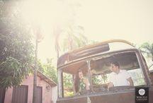 Pré-wedding / Fotografias de ensaio pré-casamento feitas pelo fotógrafo Marcelo Caetano.