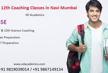 Coaching Classes for 12th Science in Navi Mumbai / VD Academics is coaching classes for 11th Science in Navi Mumbai also provides coaching for Engineering CET, Medical CET, IIT Jee, NEET Entrance. Visit : http://www.vdacademics.com/