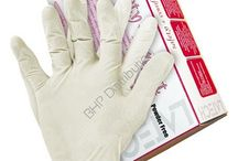 Ochronne rękawice ochronne