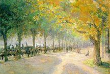 Camille Pissarro (Paesaggi)