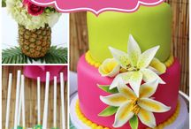 Hawaiian cakes
