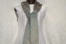This Season  Wear   / Handknit Scarves & more.... / by designbyelena
