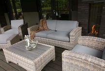Kussens op maat / maatkussens, loungekussens, kussens op maat gemaakt, tuinkussens, terraskussens, kussens voor buiten.
