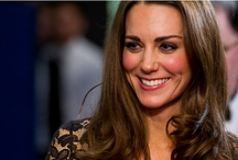 KATE MIDDLETON IS BOSS / my slight obsession and inspiration board for my favorite person in the world, Kate Middleton.