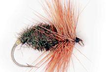NZ dry flies