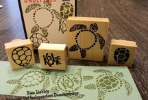 Stampin' Up! Hand carved stamps / hand carved stamps / by Stephanie Agan