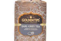 Teas in designer Brocade bags