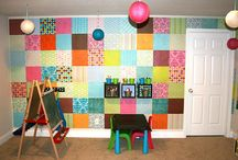 Playroom ideas / by Nickie Carrier