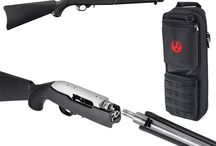 Ruger takedown