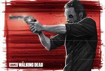 The Walking Dead / by Valerie Mingee