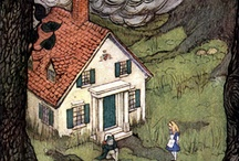 House Ideas: Alice in Wonderland / by Prix Madonna