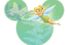 Tinkerbell and Disney