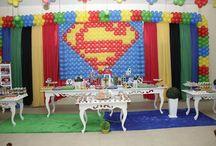 BelaMile Provençais / Minhas decorações de festas infantis