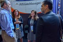 Exhibit Hall at Affiliate Summit East 2015 / Exhibit Hall at Affiliate Summit East 2015, which took place August 2-4, 2015 at the New York Marriott Marquis in New York, NY. #ASE15