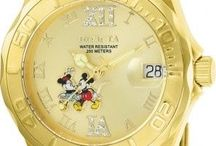 Disney Invicta Watches Limited Edition