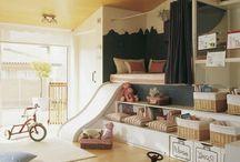 Playrooms / by Jennifer Schlichtmann