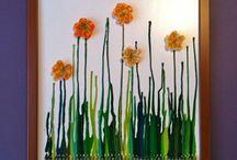 Colores, pinturas....