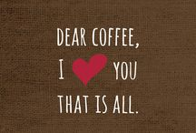 Coffee Memes / Who doesn't love a good picture to share around social media that proclaims how much you love your coffee?