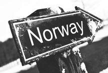 Norwegian Wonders / Norway - my Norwegian ancestory / by Robert Ryggs