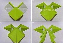 Origami e altri lavoretti di carta