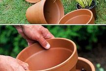 Garden Pots ************
