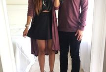 Couple outfits