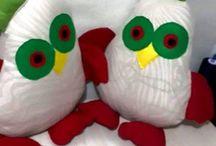 Figürlü Çocuk Yastıkları
