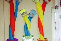 Μείξη χρωματων