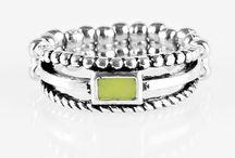 rings metal jewelry