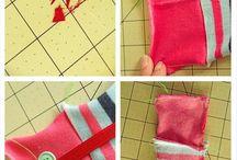 Manualidades en tela y costura