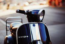 I wanna Vespa!  / null