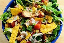 Food- Salads / by Tammy