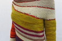 круглый свитер