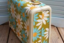 Suitcase  / by Cheryl Buckingham Marketing