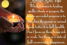 Healing o andlighet