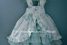 여자 아이 드레스