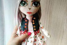 Куклы ручной работы / Куклы  на продажу