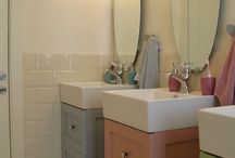 Bathroom for Mia  / Home deco