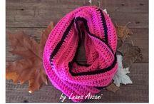Meus Crochês / O carinho com o qual são executadas cada uma das peças faz delas únicas e especiais.