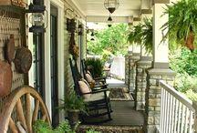 Lazy Porches